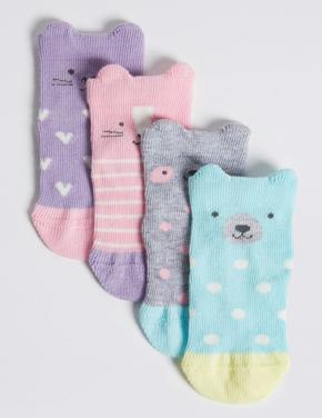 4'li Çorap Seti