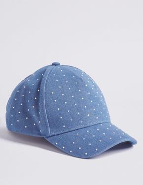 Kız Çocuk Multi Renk UPF50 Korumalı Şapka