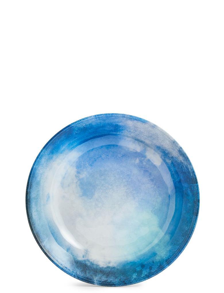 Mavi Reactive 4'lü Çukur Tabak Seti