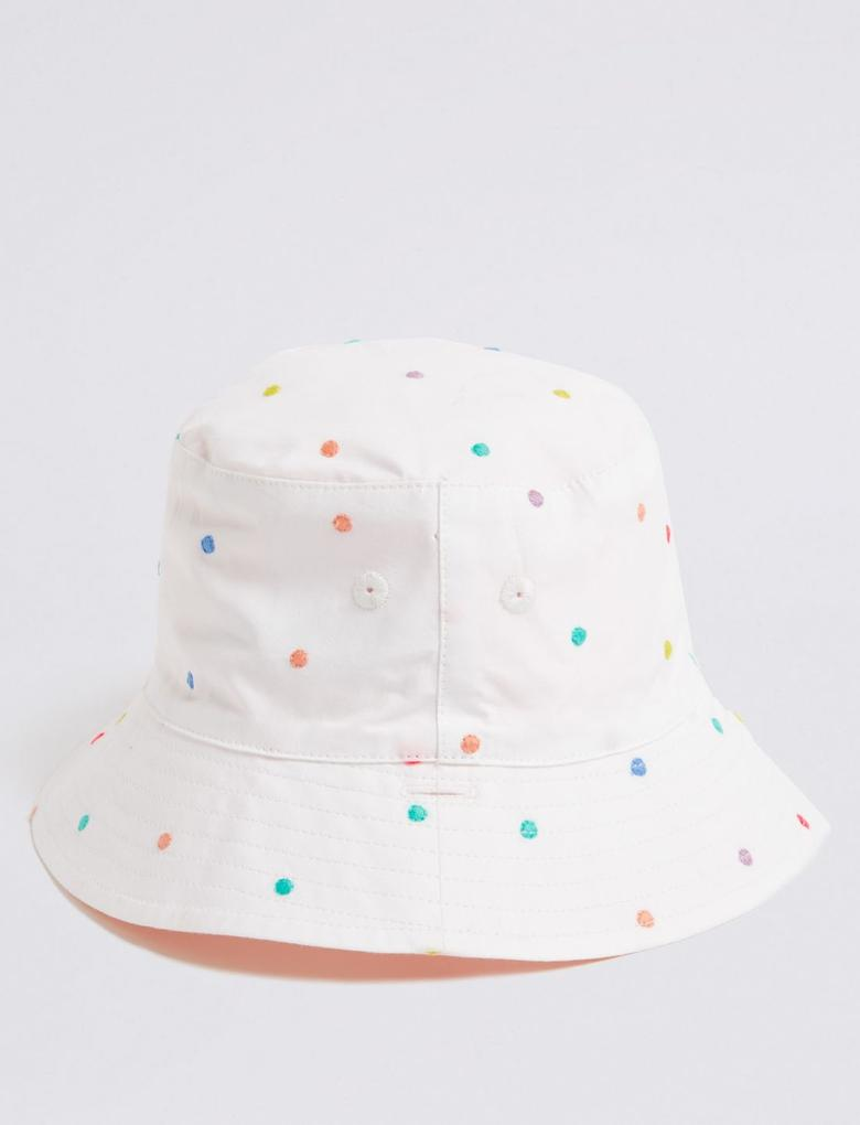 2'li Desenli Şapka