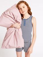 2'li Atlet ve Şort Pijama Takımı