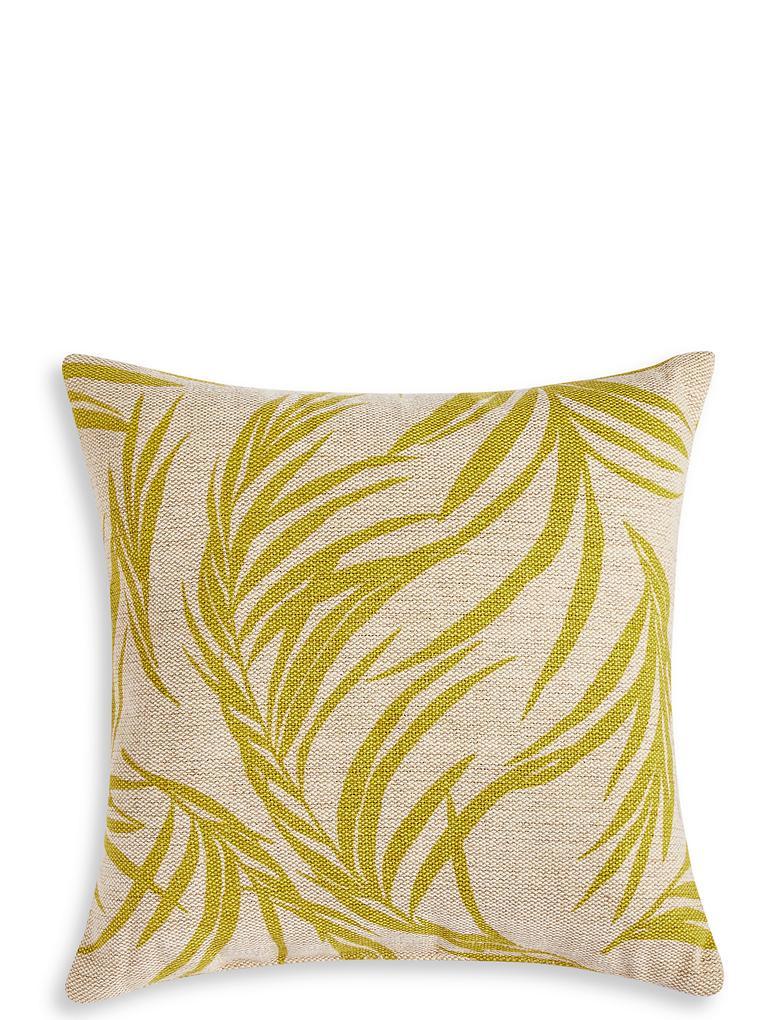 Sarı Desenli Yastık