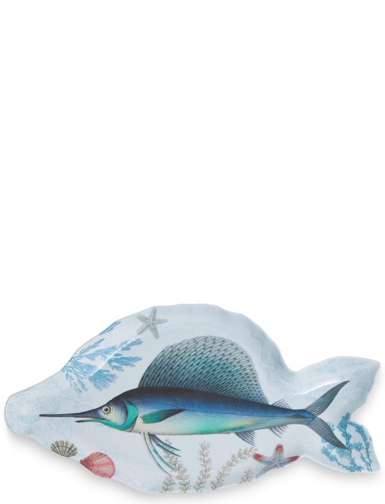 Balık Şekilli Tabak