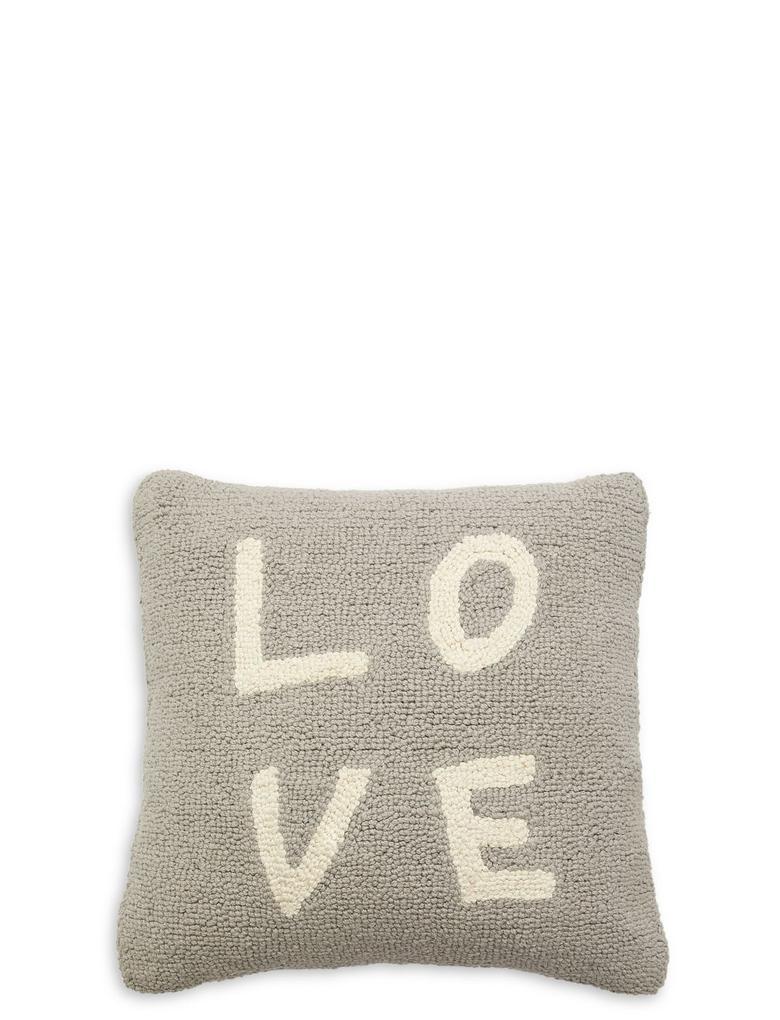Love Yazılı Yastık