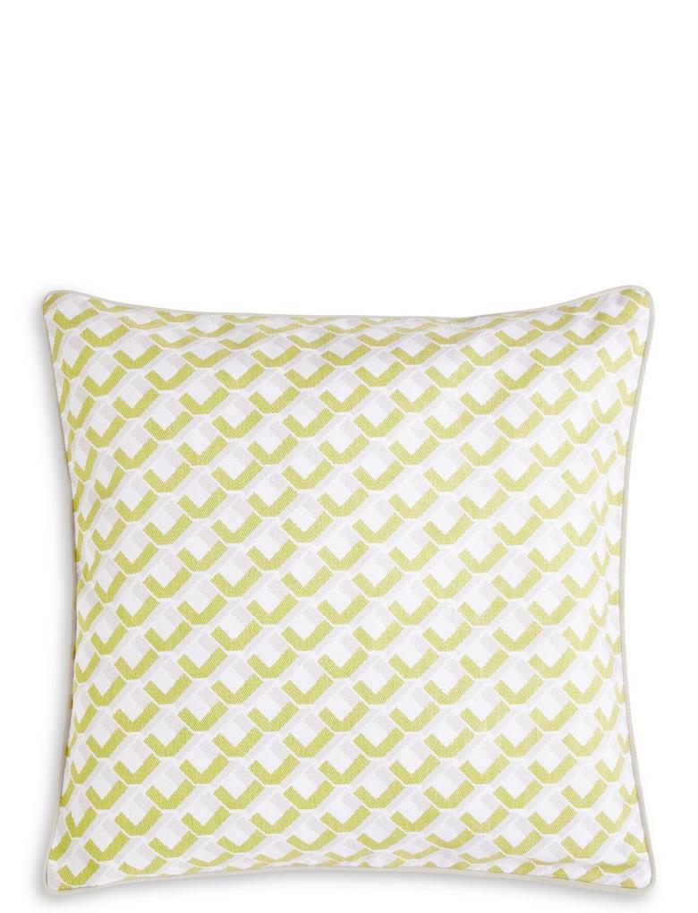 Geometrik Desenli Yastık