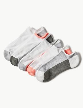 5'li Paket Spor Çorabı