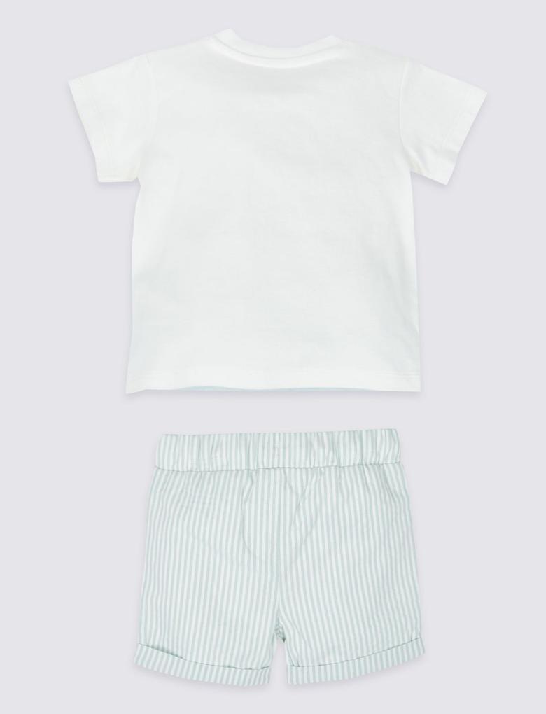 T-shirt ve Şort takımı