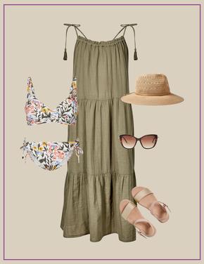 Plaj Giyim Kombini