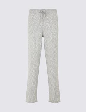 Puantiyeli Pijama Altı