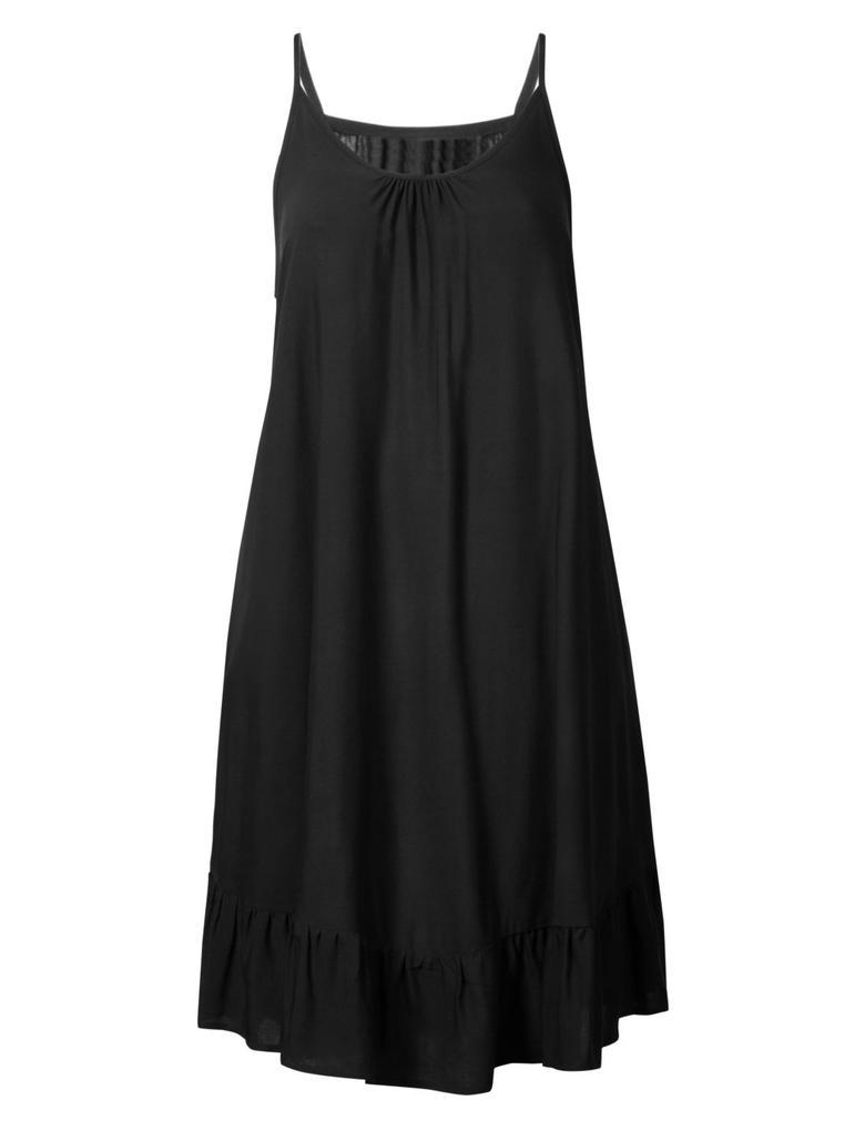 Dokuma Askılı Elbise