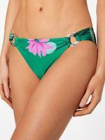 Çiçek Desenli Bikini Altı