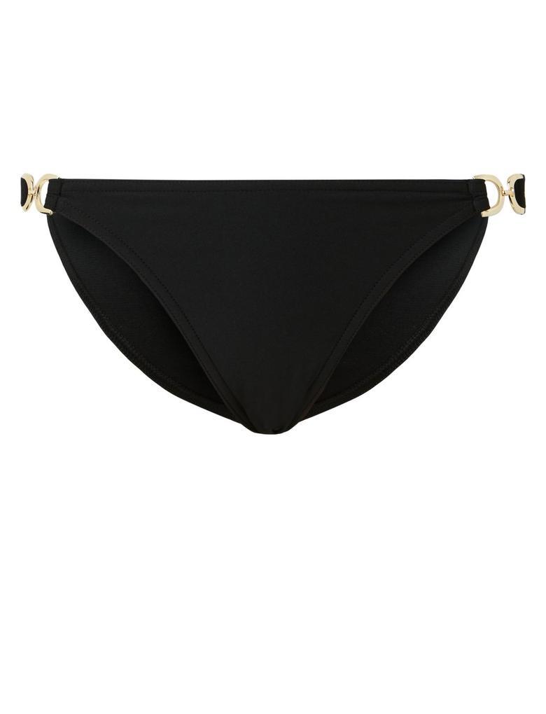 Siyah Hipster Bikini Altı