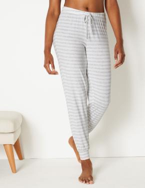 Çizgili Pijama Altı