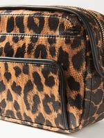 Kadın Kahverengi Askılı Çapraz Çanta