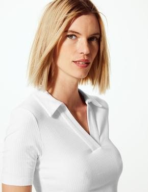 Regular Fit Polo Yaka T-shirt