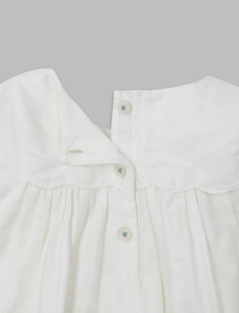 Baskılı Elbise Takımı