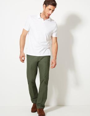 Stormwear™ Saf Pamuklu Chino Pantolon