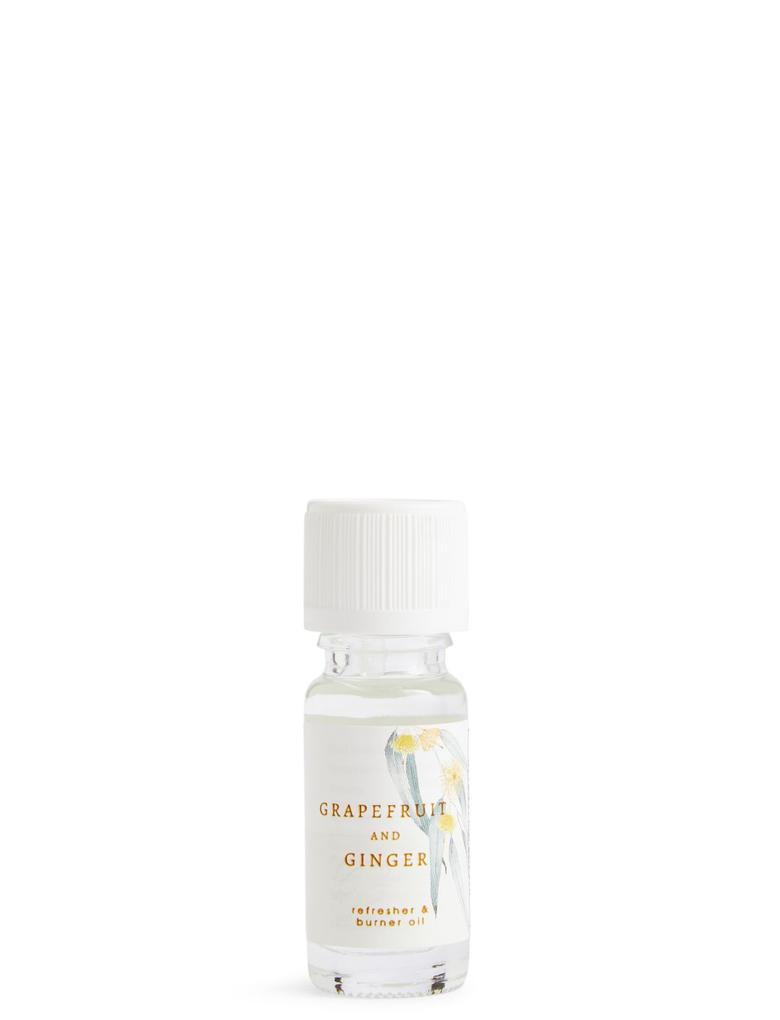 Sarı Greyfurt ve Zencefil Kokulu Ferahlatıcı Yağ
