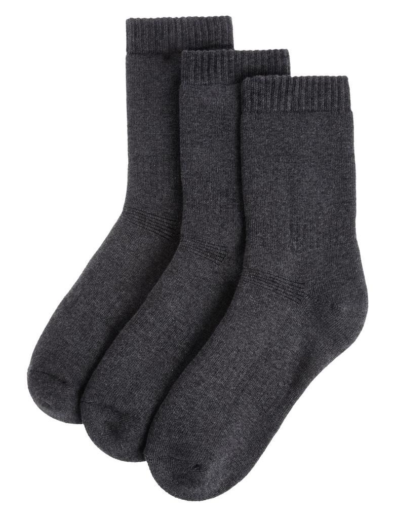 3'lü Pamuklu Freshfeet™ Termal Çorap (3 - 16 Yaş)
