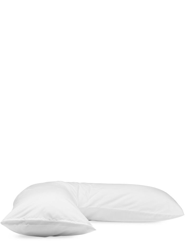 Beyaz V Şeklinde Yastık