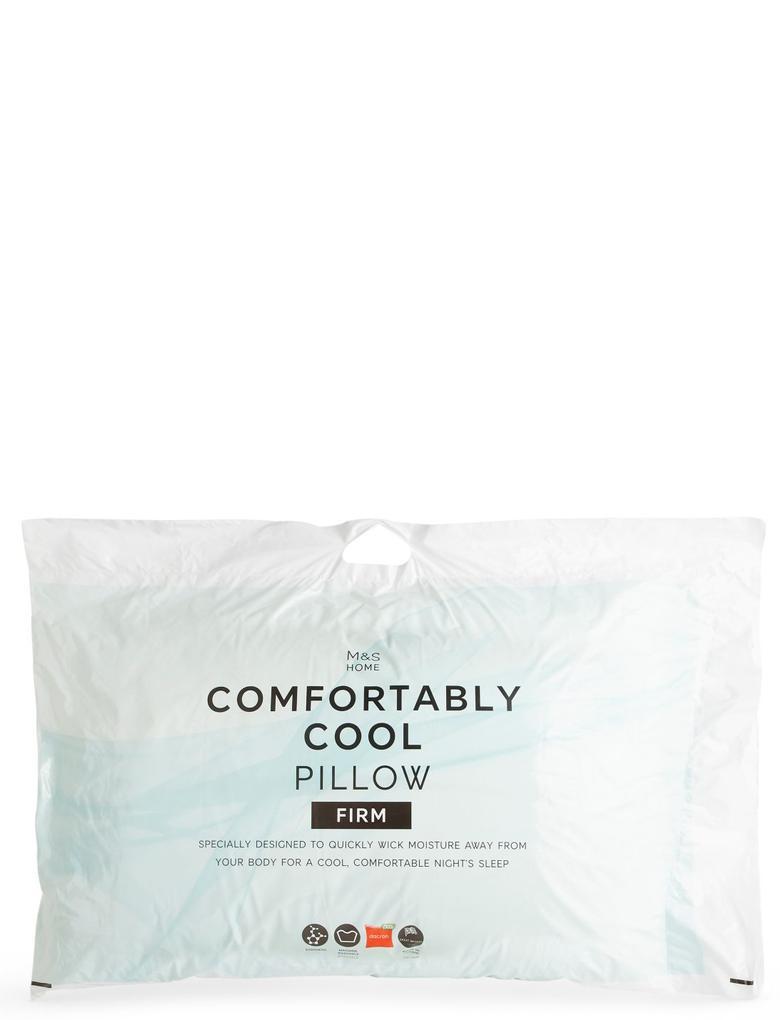 Ev Beyaz Comfortably Cool Sert Yastık