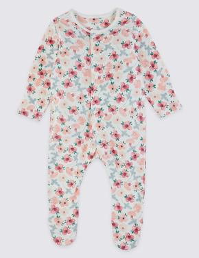3'lü Organik Pamuklu Pijama Seti