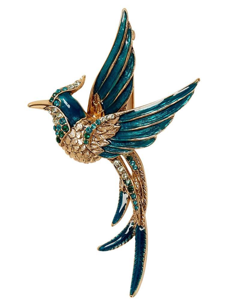 Kuşlu Broş