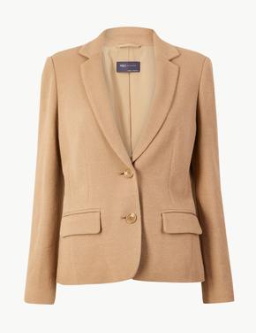 Özel Dokulu Blazer Ceket