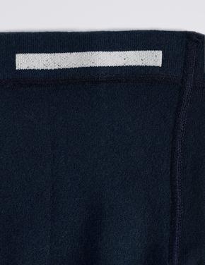 Lacivert 3'lü Freshfeet™ Pamuklu Body Sensor™ Okul Külotlu Çorabı (4 - 14 Yaş)