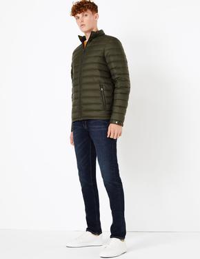 Yeşil Stormwear™ Kuş Tüyü Dolgulu Mont