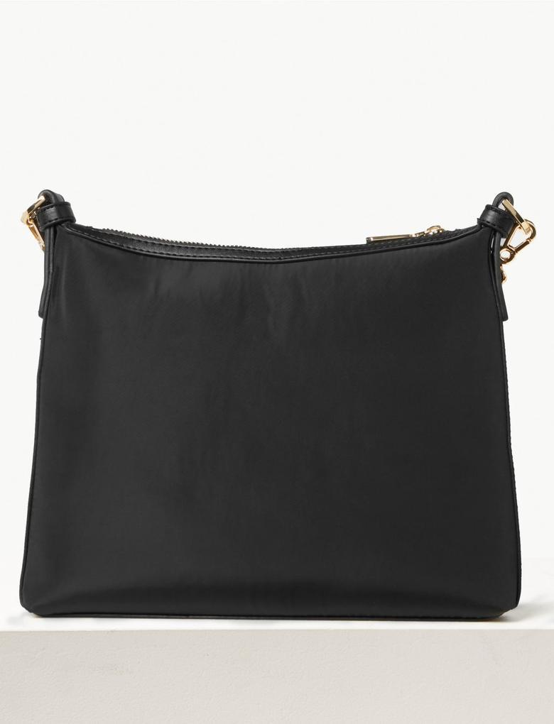 Kadın Siyah Çapraz Çanta