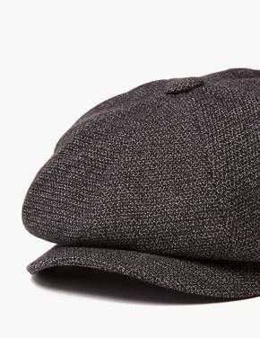 Özel Dokulu Şapka