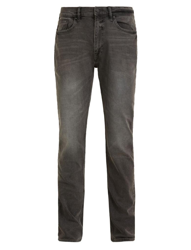 Eskitmeli Yıkamalı Skinny Jean Pantolon