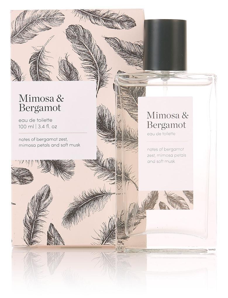 Renksiz Mimosa & Bergamot Eau de Toilette 100ml