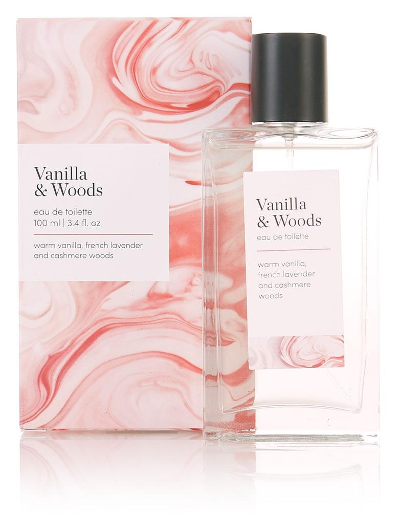 Vanilla & Woods Eau de Toilette 100ml