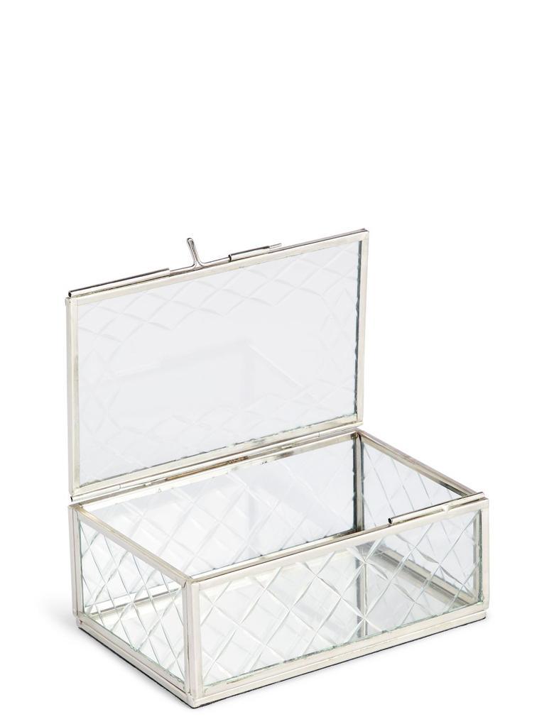 Kesme Cam Takı Kutusu