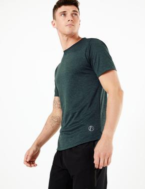 Active Kısa Kollu T-Shirt