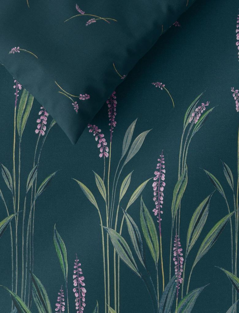 Çiçek Desenli Nevresim Takımı