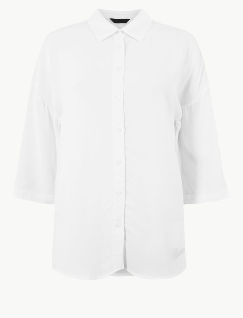 Oversized Gömlek