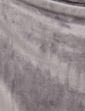 Yumuşak Polar Koltuk Şalı
