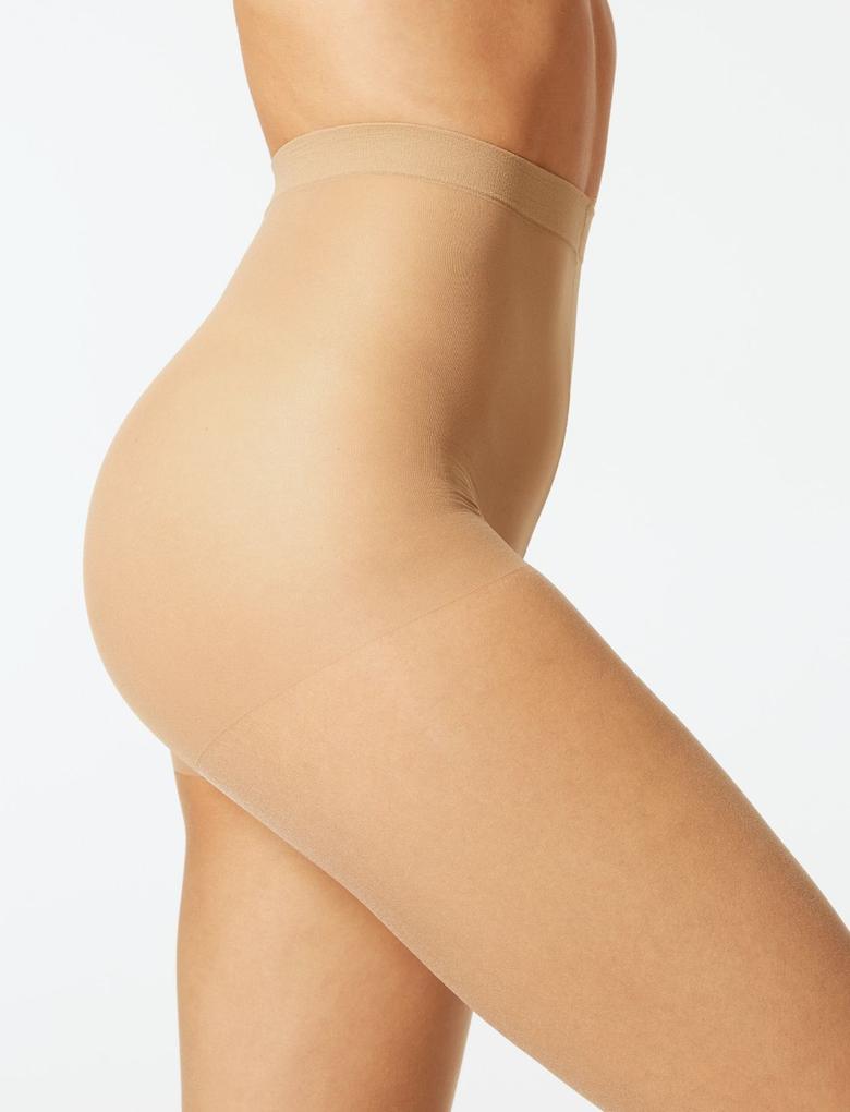 Kadın Kahverengi 5 Denye Cool Comfort™ Külotlu Çorap
