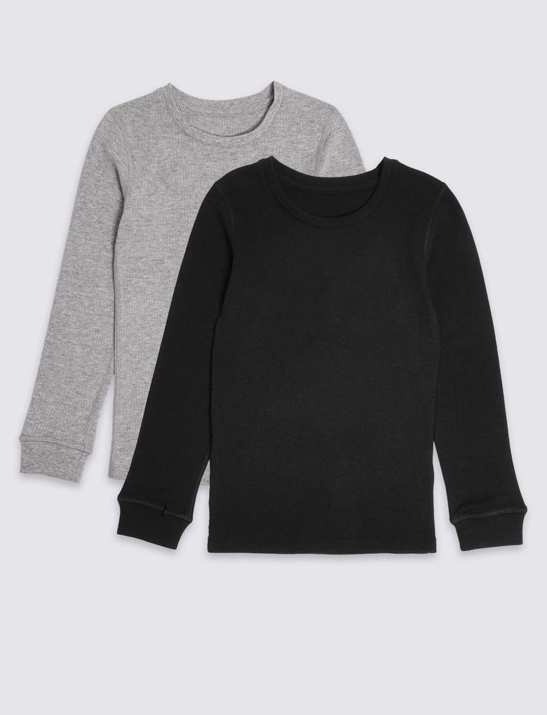 2'li Termal Sweatshirt