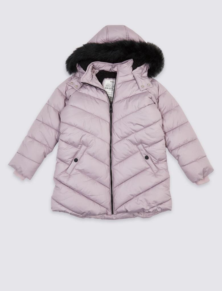 Stormwear™ Dolgulu Kapüşonlu Mont
