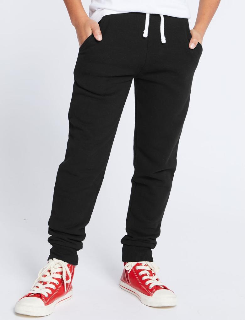 Unisex Pamuklu Jogger Pantolon
