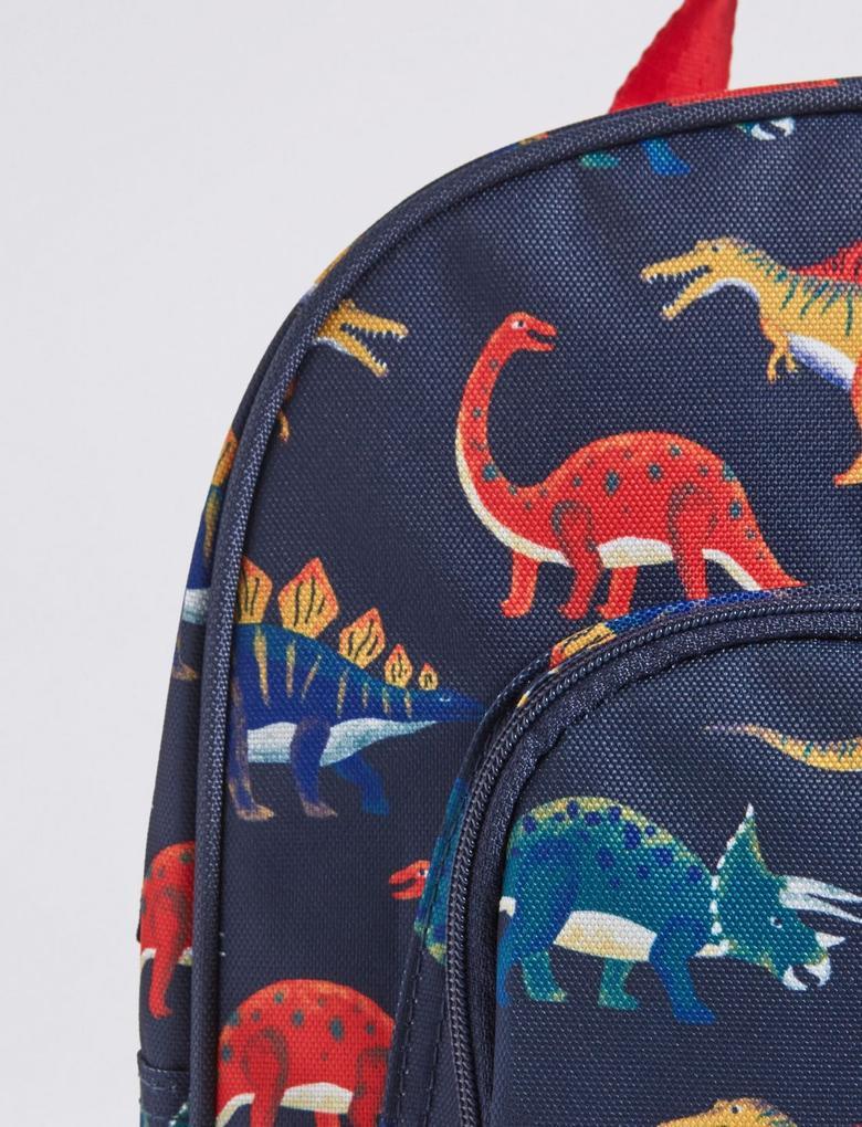 Dinozor Baskılı Sırt Çantası