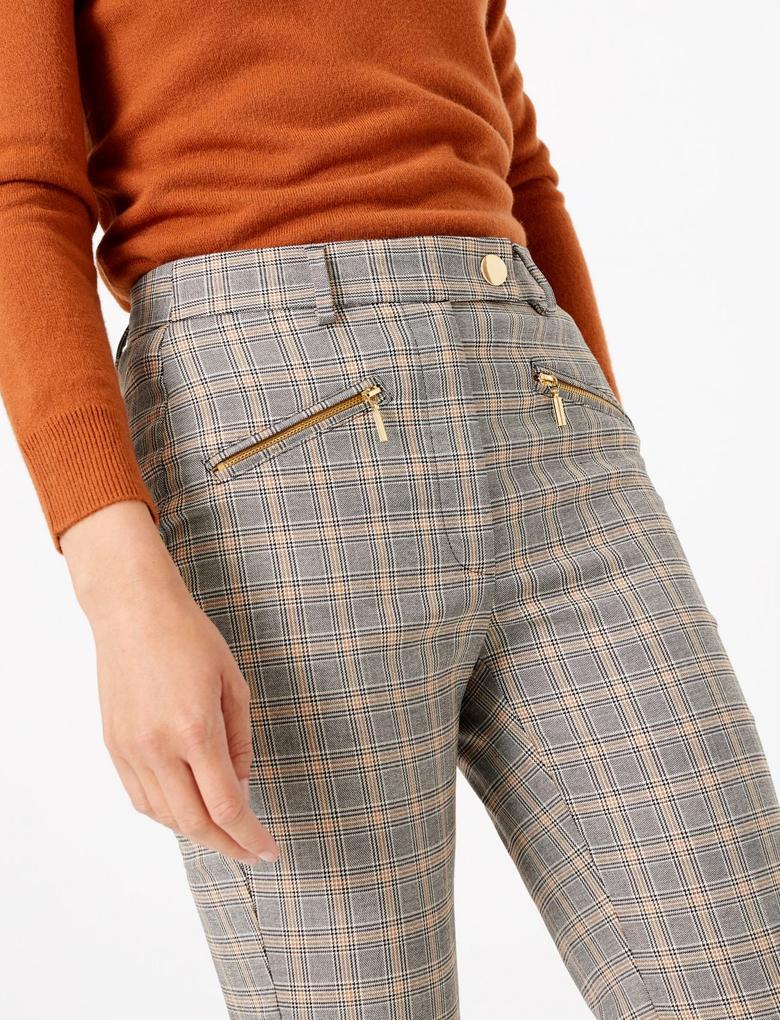 Kareli Slim Grazer Pantolon