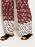 Yüksek Bel Wide Leg Pantolon