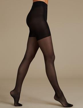 15 Denye Secret Slimming Toparlayıcı Özellikli Külotlu Çorap
