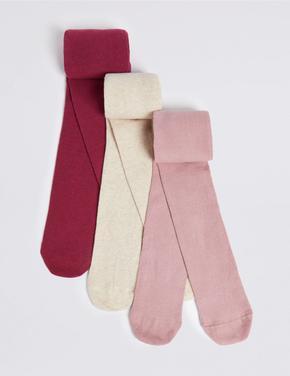 3'lü Desenli Çorap Seti