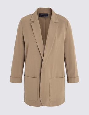 Relaxed Blazer Ceket